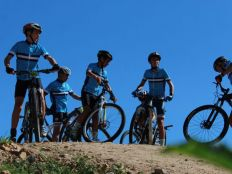 Sport Mountain Biking